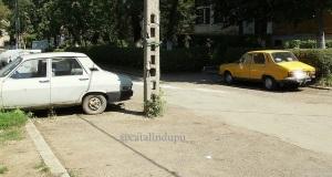 parcare pretejata