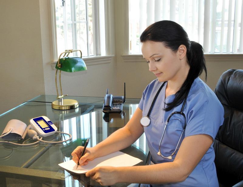 любительские фото медсестер